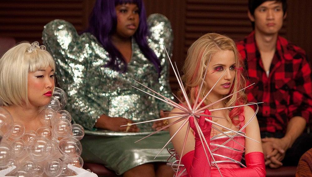 Glee a lo Lady Gaga