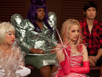 Glee a lo Lady Gaga