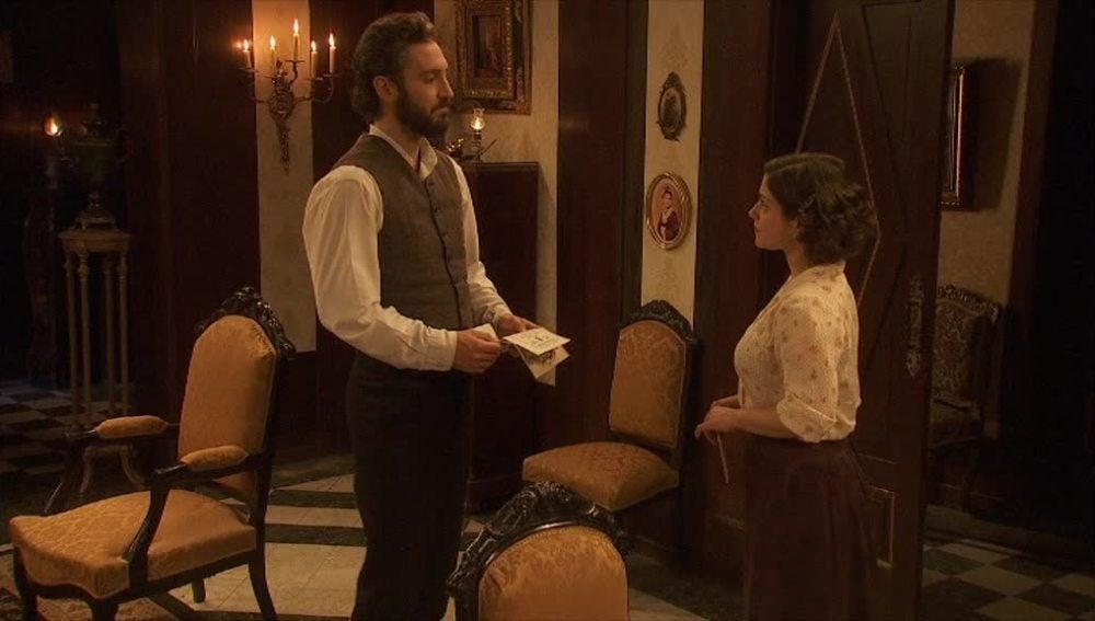 Tristán compra la confitería y se la regala a Candela
