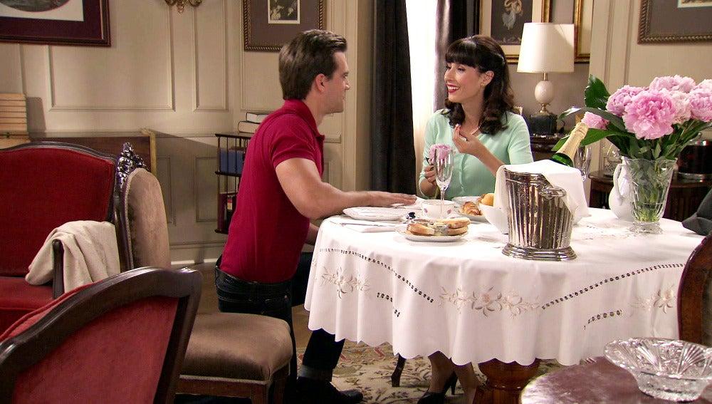 Mauro pide matrimonio a Inés