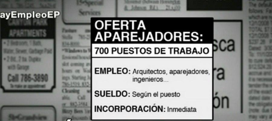 Antena 3 tv nuevos empleos en la bolsa de trabajo de for Ver espejo publico hoy
