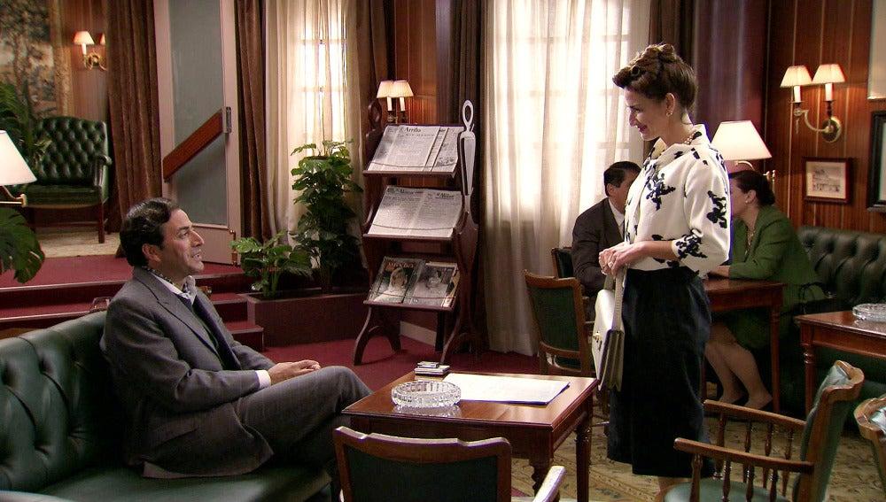 Elena y Agustín