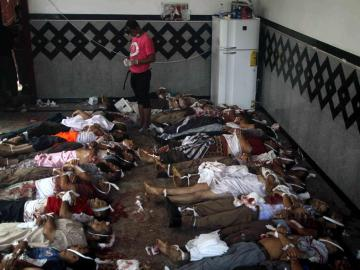Identificación de cadáveres