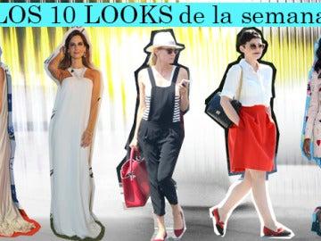LOS MEJORES LOOKS DE LA SEMANA