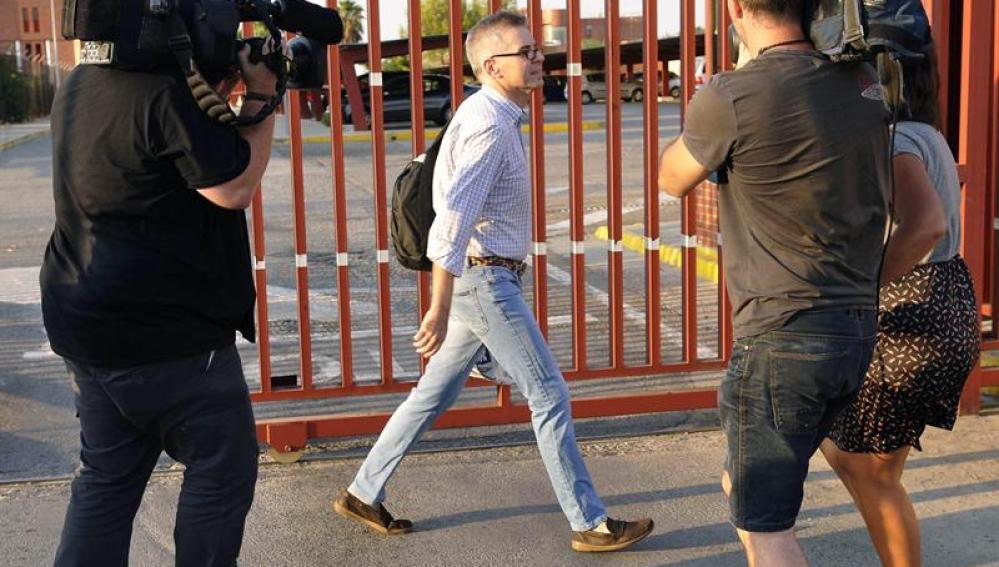 Domingo Enrique Castaño, exasesor municipal del PSOE