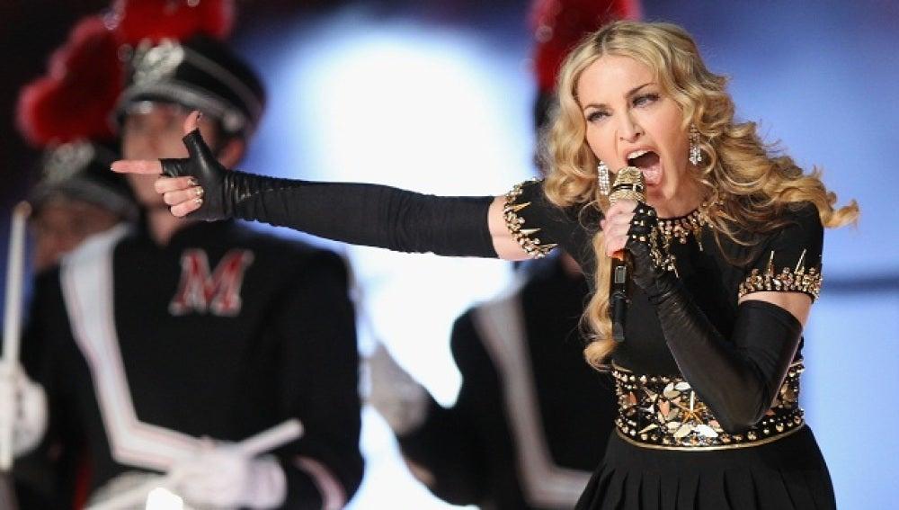 Madonna cumple años