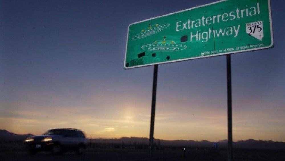 Área 51 en Nevada