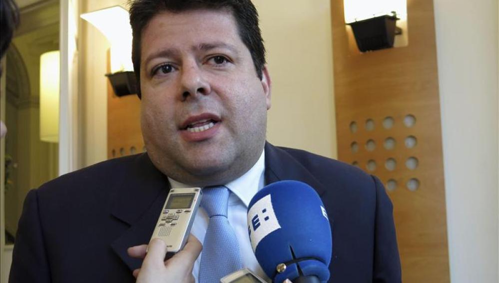Fabian Picardo, ministro principal del Peñón