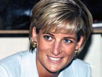 Diana de Gales en una imagen de archivo