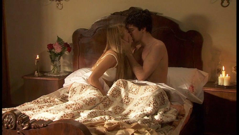 Rita pasa su 'noche de bodas' con Isidro