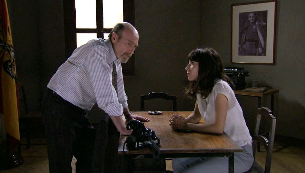 Bejarano e Inés
