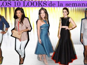 Los 10 mejores looks de la semana (19-25/08/2013)
