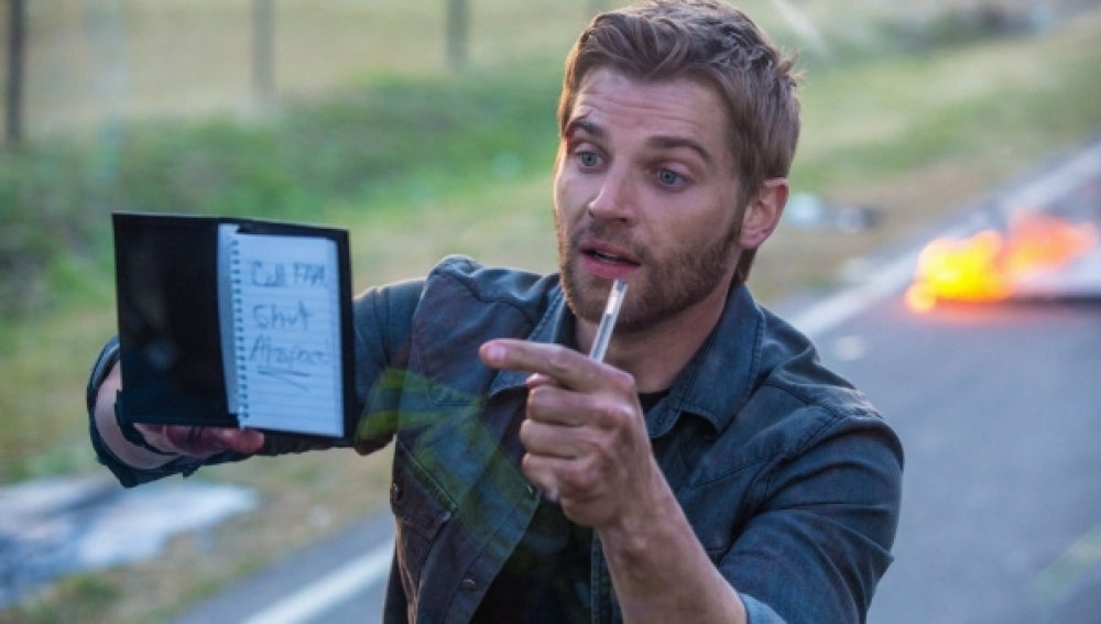 "Dale ""Barbie"" Barbara (Mike Vogel)"