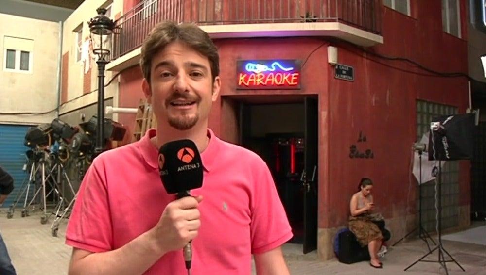 Gorka Otxoa: César es muy optimista y muy entusiasta