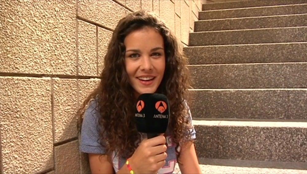 Sandra Blázquez: Vive Cantando es una serie que se necesita