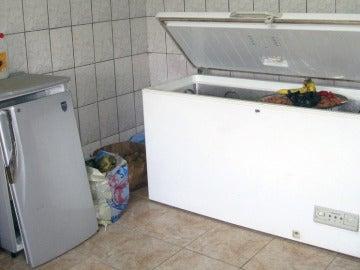 Imagen de un congelador