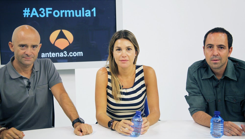 Videoencuentro con Antonio Lobato, Jacobo Vega y Nira Juanco
