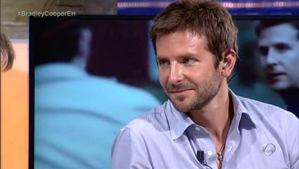 Bradley Cooper en El Hormiguero 3.0