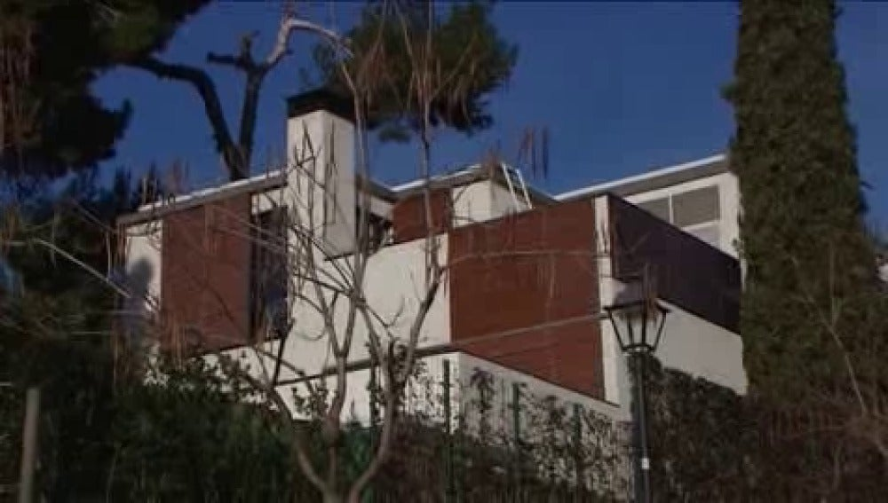 El palacete de Pedralbes