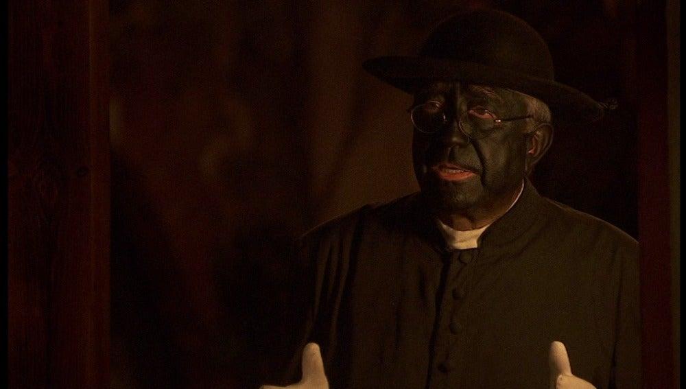 Don Anselmo es negro