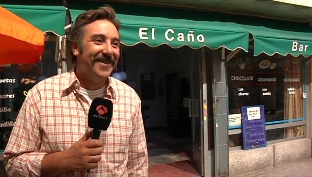 Javier Cifrián: Mariano es el personaje más maravilloso que me han ofrecido