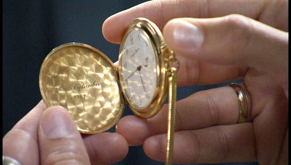 El reloj de Rubén