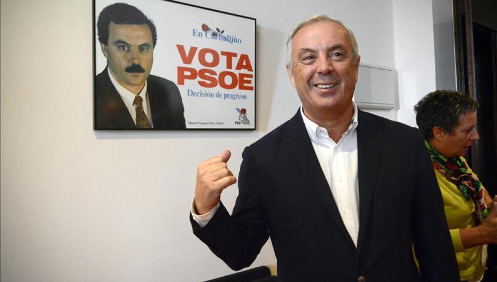 PSOE vota las primarias en Galicia
