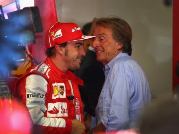 Alonso habla con Montezemomolo