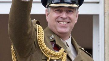 Príncipe Andrés de Inglaterra
