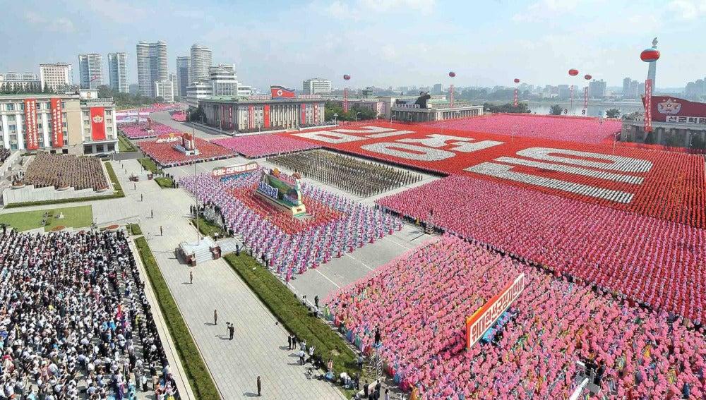 Corea del Norte cumple 60 años (10-09-2013