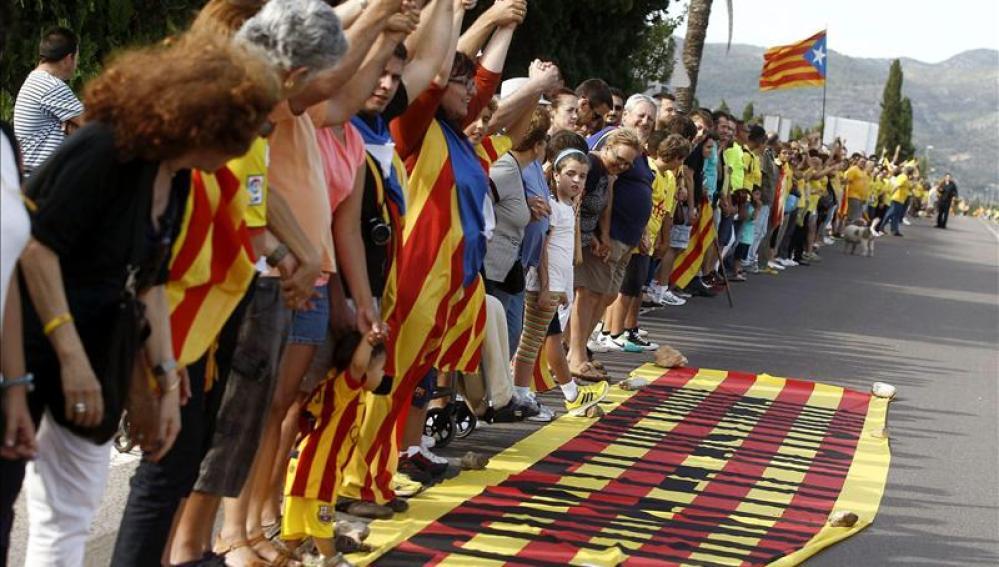 Dos detenidos en Castellón, uno de ellos un exdiputado independentista