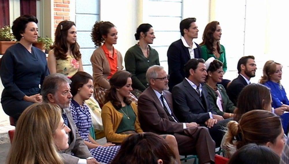 Antena 3 tv estamos revolucionando el concepto de - Antena 3 tv series amar es para siempre ...
