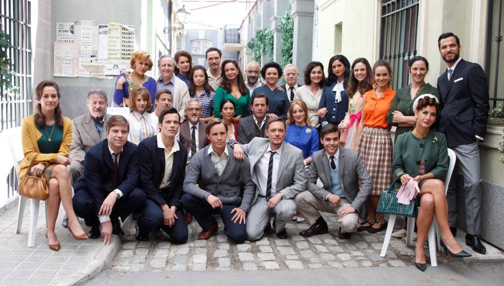 Reparto completo de la segunda temporada de 'Amar es para siempre'