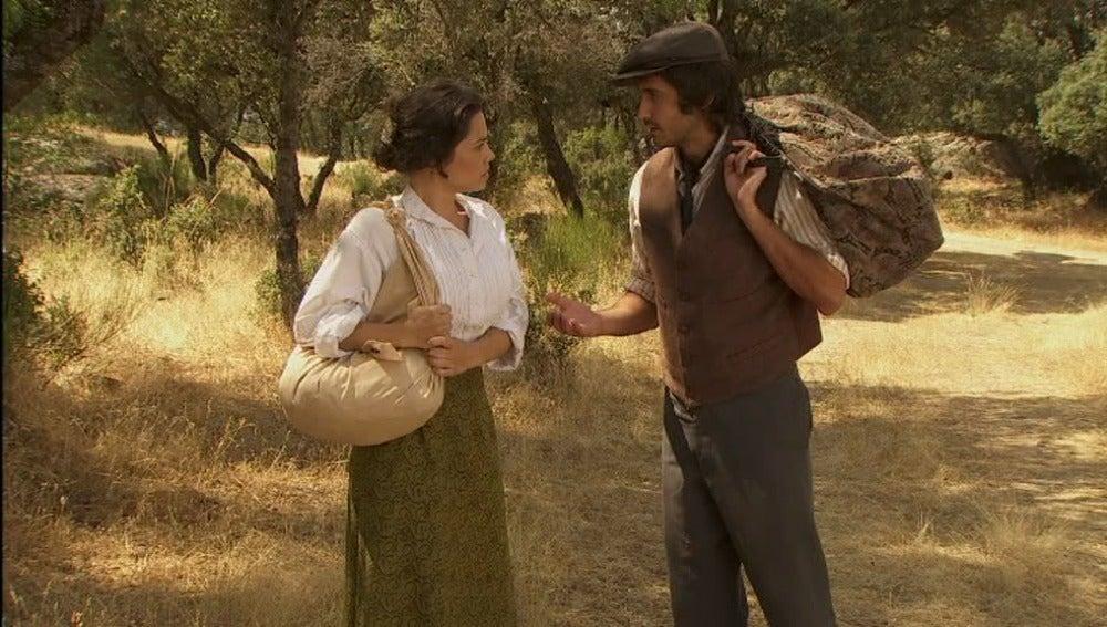 Paula y Aníbal