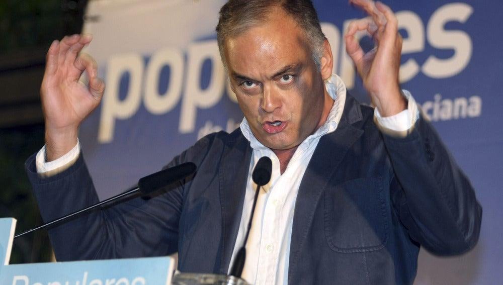 González Pons, vicesecretario de estudios y programas del PP