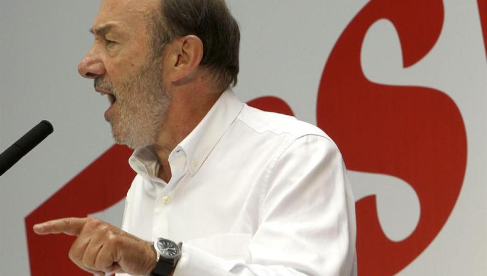 Rubalcaba Critica Al Partido Popular U0026quot U00bfDe Qu U00e9