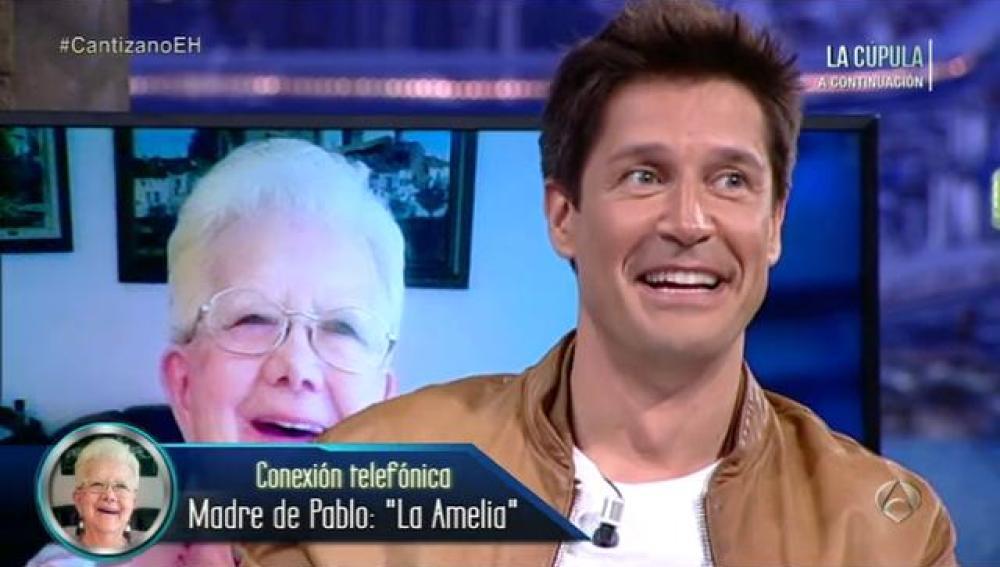 Jaime Cantizano habla con Amelia