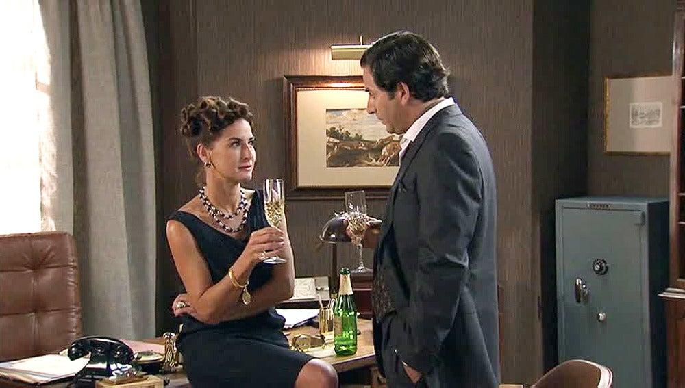 Elena y Augusto