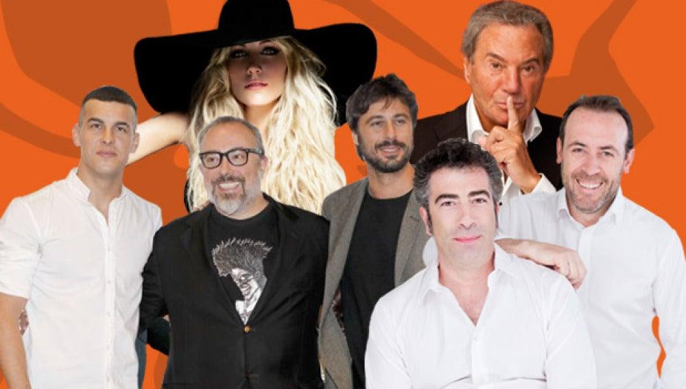 Invitados de El Hormiguero 3.0 del 23 al 26 de septiembre
