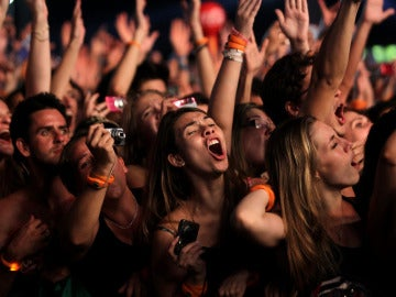 El público de Rock in Río, entregado en la última jornada de esta edición