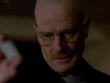 Walter White en 'Breaking Bad'
