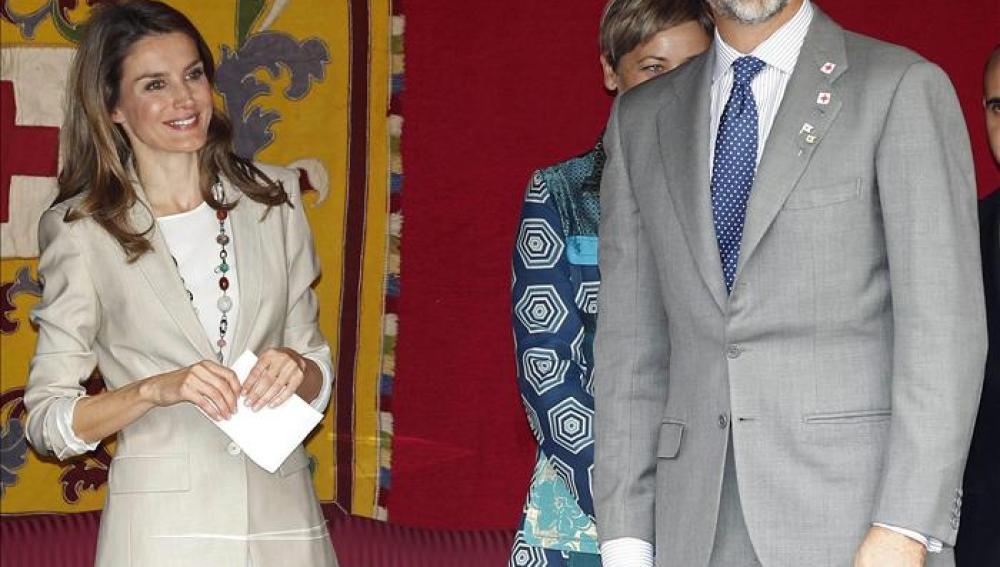 El Príncipe Felipe presidirá por primera vez el desfile del 12 de octubre