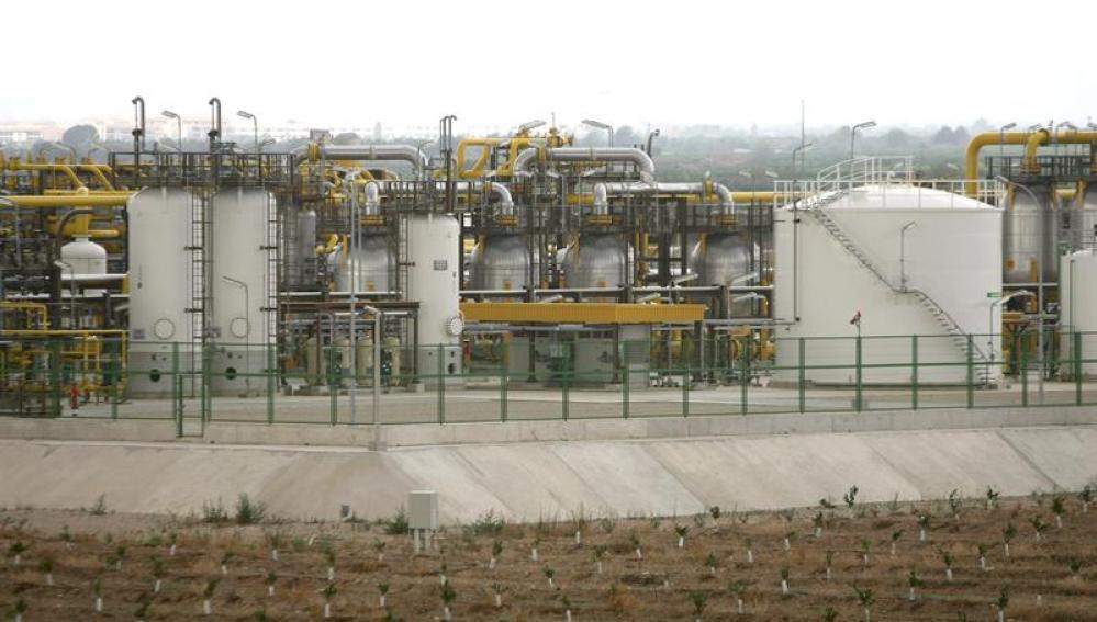 Instalaciones terrestres del proyecto Castor