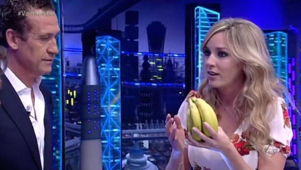 Anna Simon y su truco para conservar las bananas