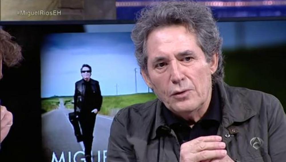 Miguel Ríos en El Hormiguero 3.0
