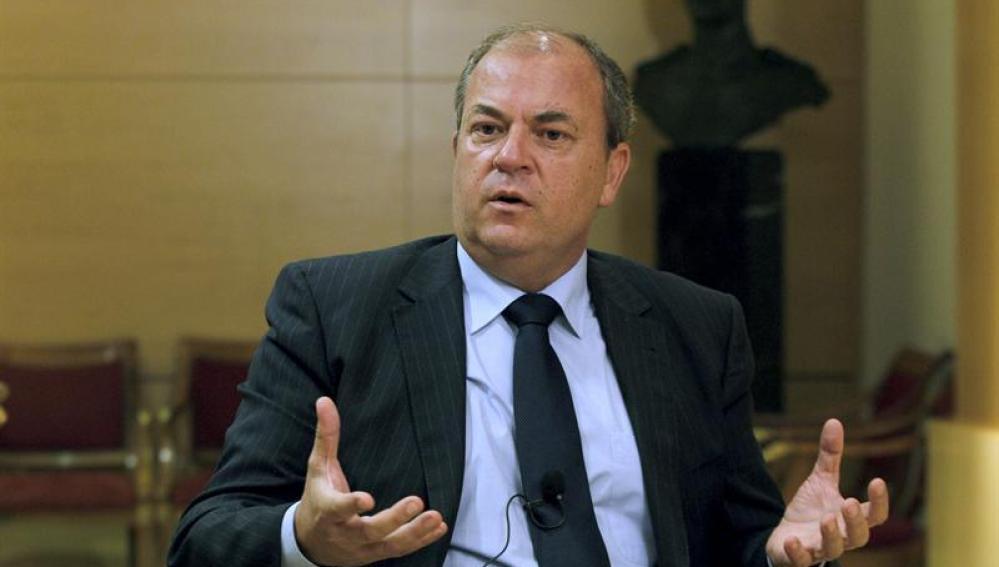 El presidente de Extremadura, Monago