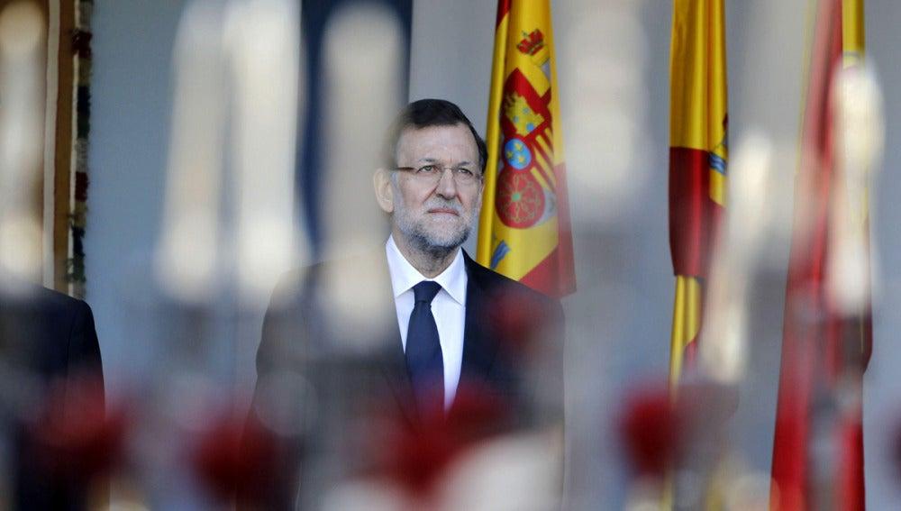 Rajoy, el día de la Hispanidad