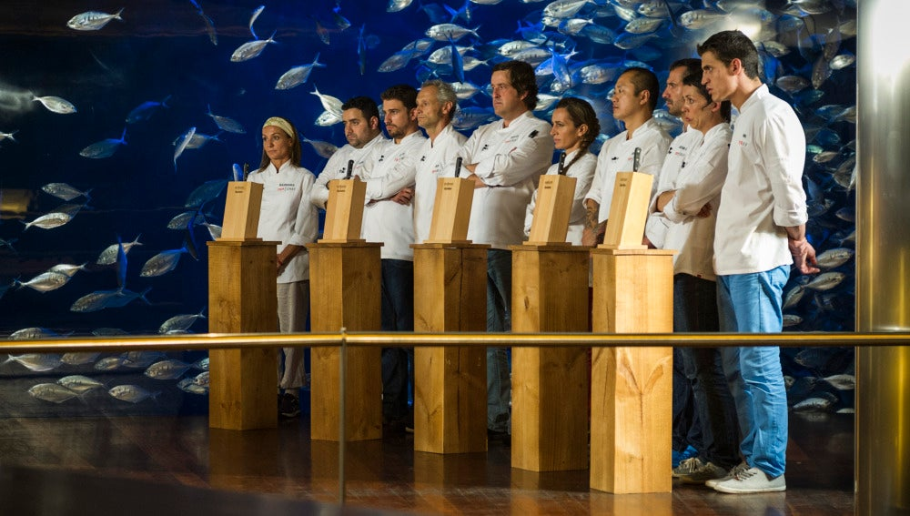 Los concursantes esperan el veredicto