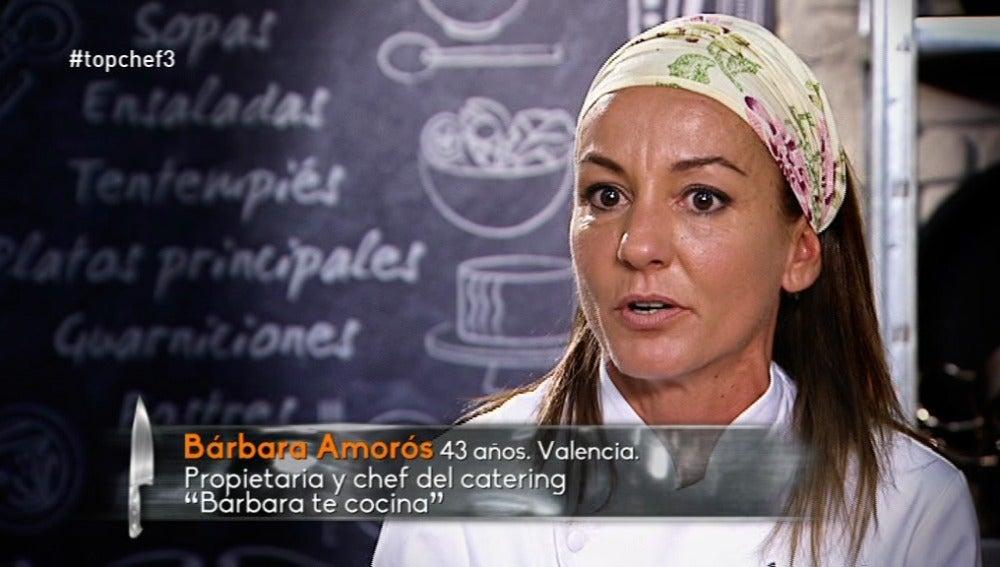 Bárbara Amorós