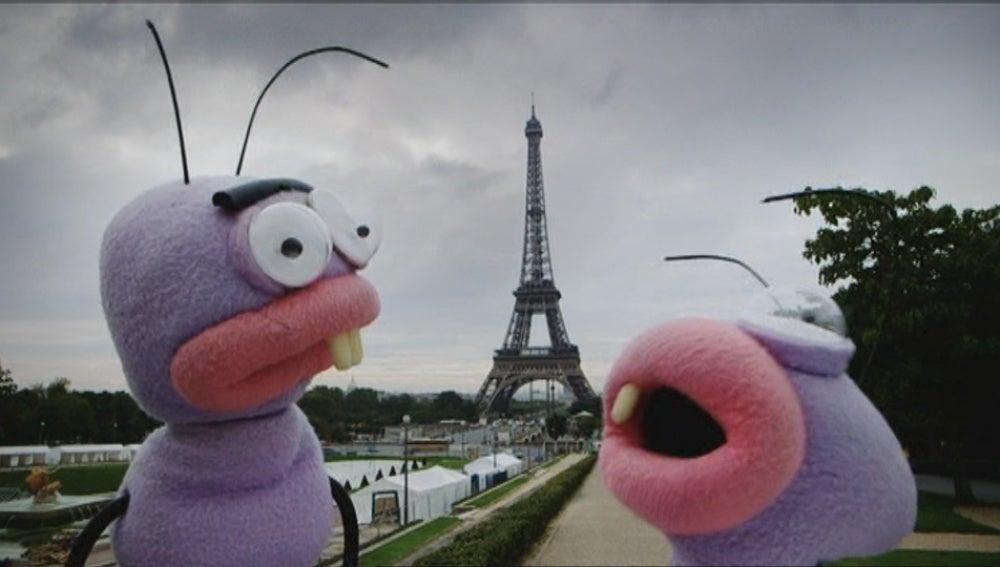 Trancas y Barrancas en París